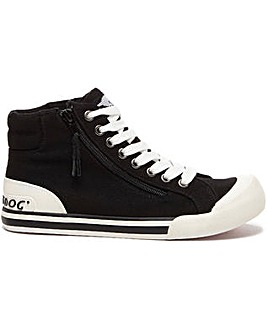 Rocket Dog Jazzin Hi Lace Up Hi Top