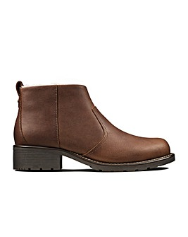 Clarks Orinoco Snug D Fitting