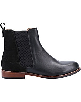 Hush Puppies Chloe Slip On Ankle Boot