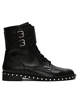 Daniel Nutter Studded Ankle Boots