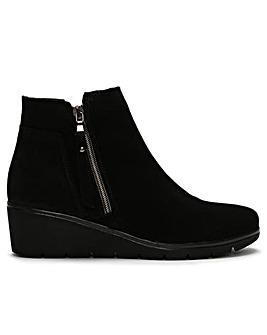 DF By Daniel Lollis Suede Ankle Boots