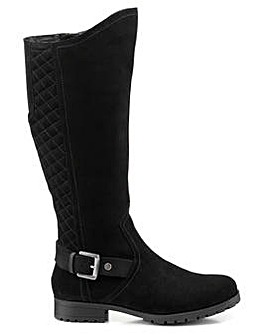 Hotter Sandringham Wide Fit Boot