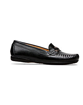 Van Dal Minni Loafers Wide E Fit