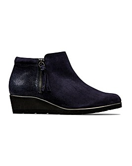 Van Dal Cass Boots Wide E Fit