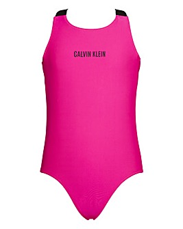 Calvin Klein Girls Swimming Costume