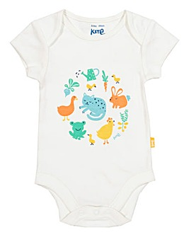 Kite Farm Garden Bodysuit
