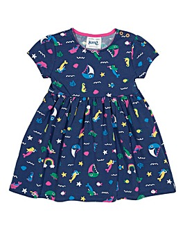 Kite Land Ahoy Dress
