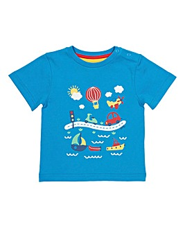 Kite Go Go Go T-Shirt