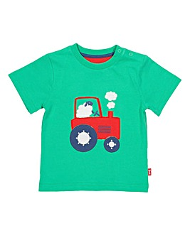 Kite Tractor Time T-Shirt
