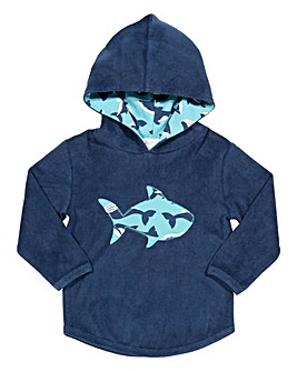 Kite Shark Beach Cover-Up
