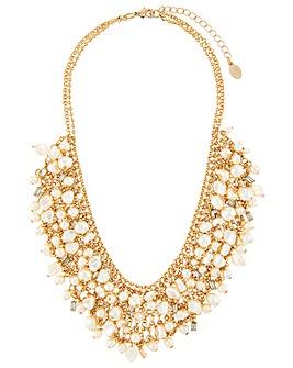 Accessorize Pearl Collar