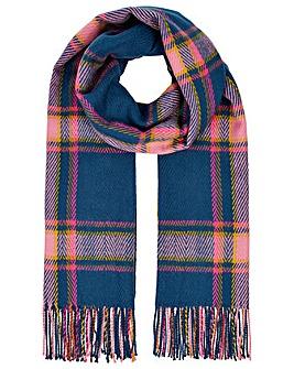 Accessorize Devonshire Check Blanket