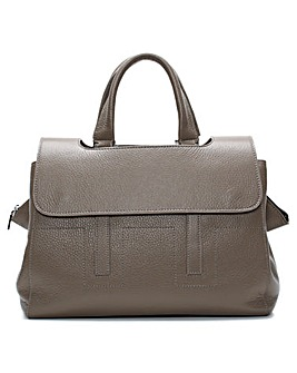 Daniel Diller Grainy Leather Day Bag
