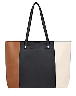 Accessorize Sally Colourblock Tote