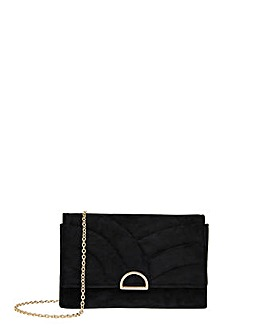 Accessorize Michelle Quilted Clutch
