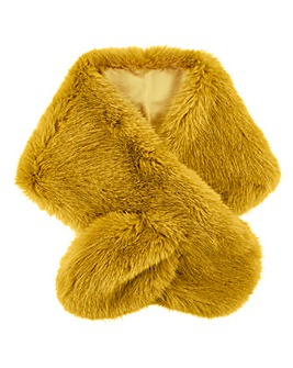 Accessorize Faux Fur Tippet