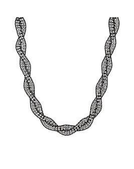 MOOD Cupchain Plait Necklace