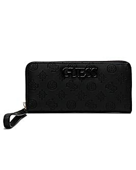 Guess Large Janelle SLG Wristlet Wallet