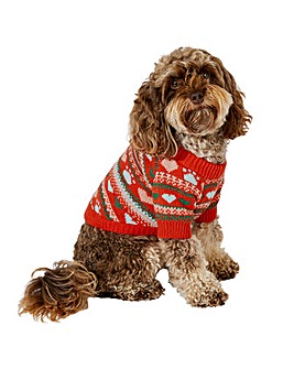 Accessorize Pretty Paw Dog Jumper