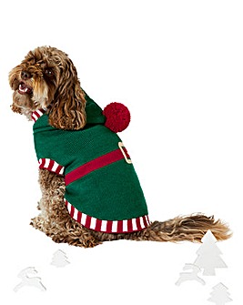 Accessorize Elf Dog Jumper