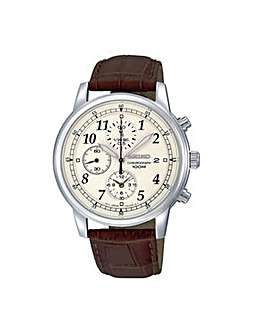 Seiko Gents Chrono Watch