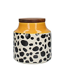 Mikasa Drift Ceramic Jar