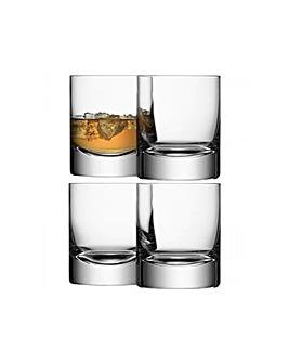 LSA Bar Tumbler Glasses Set of 4