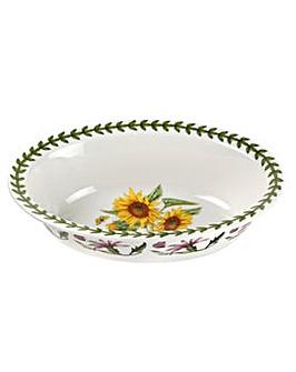 """Portmeirion Botanic Garden Pie Dish 8"""""""