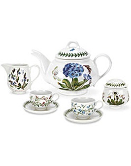 Botanic Garden Tea for Two Set