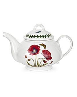 Botanic Garden Teapot - Poppy