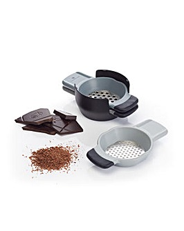 Smart Space Three-In-One Grater Set
