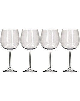 Mikasa Julie Set of 4 Gin Glasses