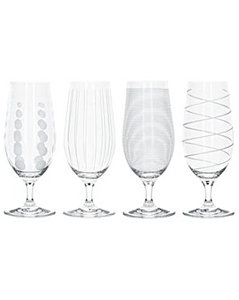 Mikasa Cheers Craft Beer Glasses