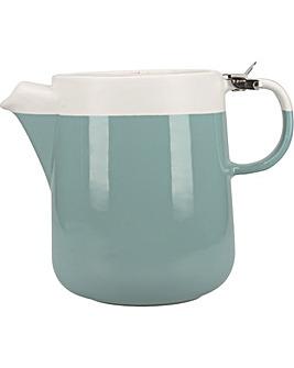Barcelona Blue 4 Cup Teapot