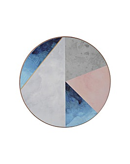Creative Tops Geometric 4 Round Coasters