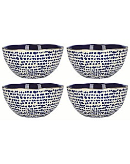 Mikasa Azores Speckle Cereal Bowl, 15cm