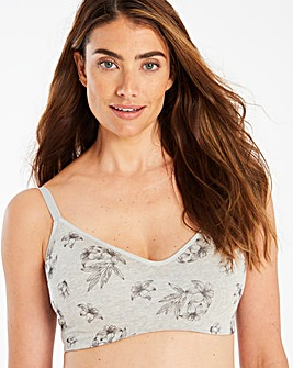 Pretty Secrets Cotton Comfort Bra Top
