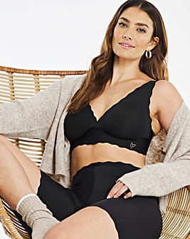 Simply Be Invisible Padded Lounge Top