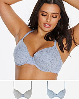 Pretty Secrets Sophia Cotton Tshirt Bras