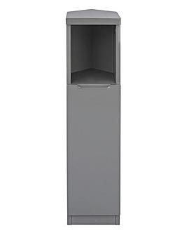 Soho Gloss Corner Cabinet