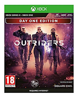 Outriders Day One Edition Series X