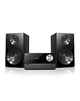 LG CM2460DAB Micro Hi-Fi Audio System