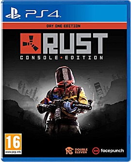 Rust Console Day One Edition PS4