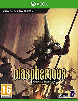 Blasphemous Deluxe Edition Series X