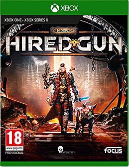 Necromunda Hired Gun Xbox Series X