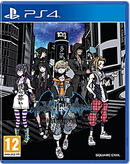 NEO The World Ends with You PS4