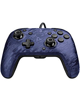 Face off Deluxe Switch Controller Blue