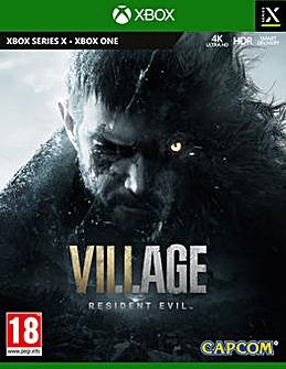 Resident Evil Village Xbox One