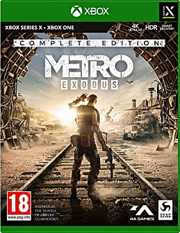 Metro Exodus Complete Edition Series X