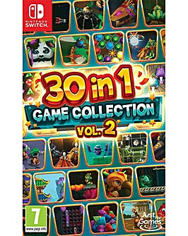 30 in 1 Game Collection Vol 2 Switch